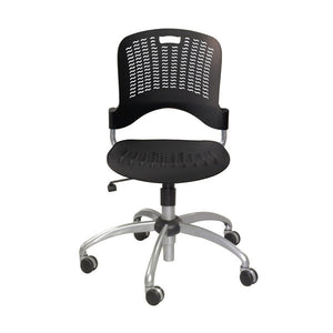 Sassy Swivel Chair - Black