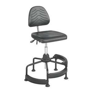 TaskMaster Deluxe Industrial Chair