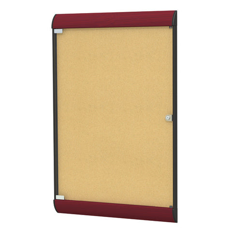Silhouette Wood-Look Display Board
