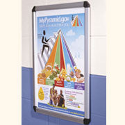 Poster Frame Whiteboard - Three Sizes and Frame Colors