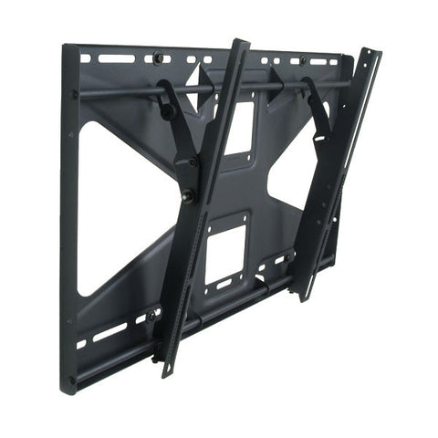 "Elliptical TV Floor Stand with Universal Tilt Mount  - for 37"" to 61"" Screens"