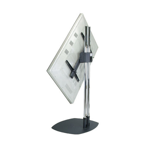 "Dual Pole LCD / Monitor Floor Stand with Rotational Mount - for 26"" to 37"" Displays"
