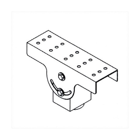 Cathedral Ceiling Plate Adapter