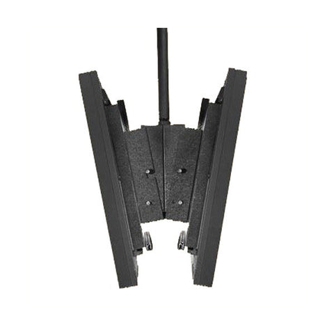 "Dual LCD / TV Ceiling Mount for 24"" to 60"" Displays"