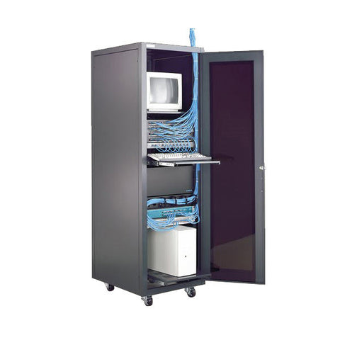Server Rack Cabinet Enclosure - 24U to 45U