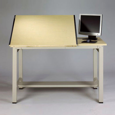 Split-Top Drafting Desk