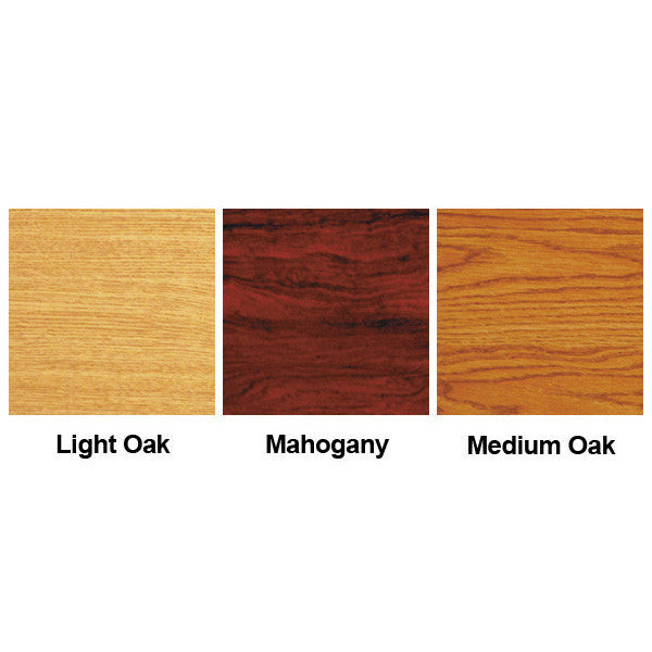1 Brochure Oak Table Top Display ...