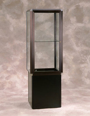 Prominence Spotlight Series Tower Display Case / Optional Spotlighting