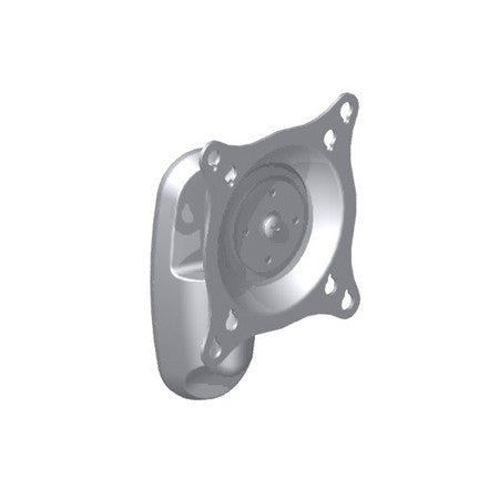 LCD Direct Wall Mount - Silver