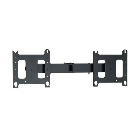 "Side-by-Side Bracket for Two 38-55"" Displays, Use with Chief Carts and Floor Stands"
