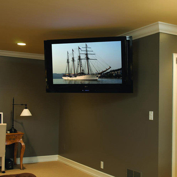 Dual Swing Arm Tv Wall Mount For 42 To 71 Displays 37 Extension