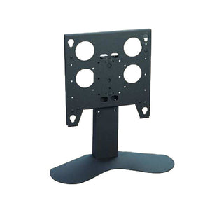 "Fixed Angle Table Top TV Stand for 32"" Displays - Black"