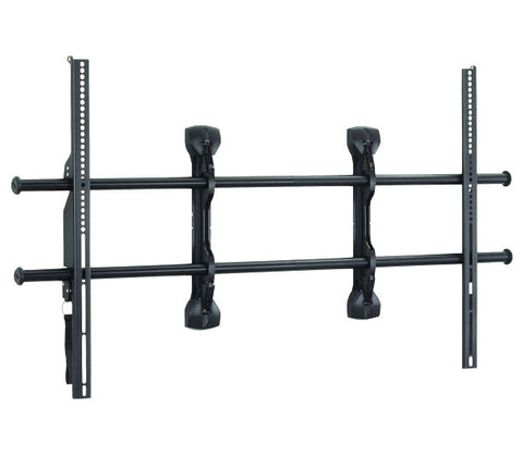 "Fusion Series Micro-Adjustable Fixed Wall Mount for 55"" to 75"" Flat Panels"