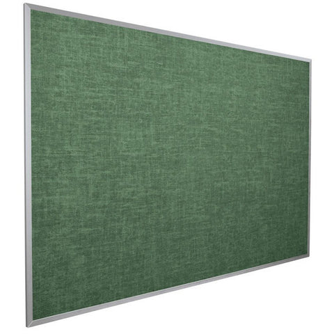 Vinyl Bulletin Board - Wood Trim - 1.5' x 2'