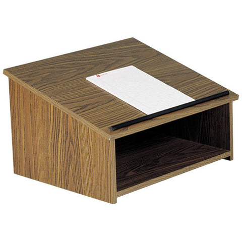 Economical Tabletop Lectern
