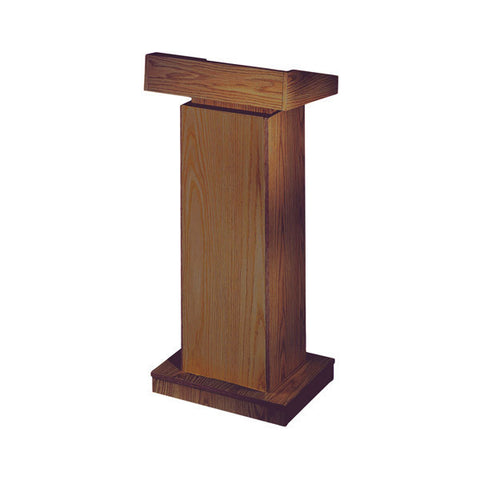 The Orator - Adjustable-Height Lectern