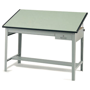 Precision Steel Drafting Table