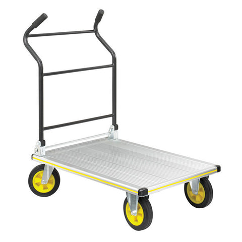 Stow Away Trolley Folding Platform Truck