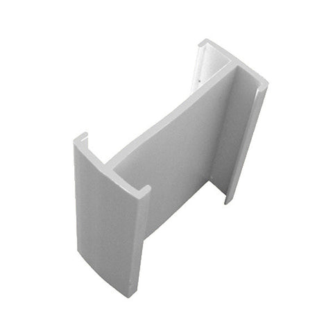 2-Way Straight Top Connector for Modular Office Divider System