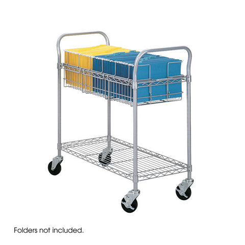 Wire Mail Cart - 2 Sizes
