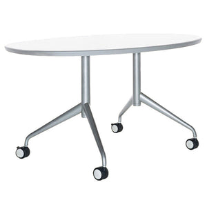 "Trek Racetrack Flip Top Table - 30"" x 72"""
