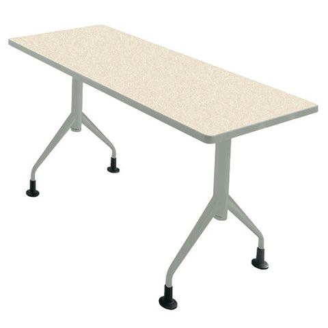 "Trek Rectangular Flip Top Table - 24"" x 60"""