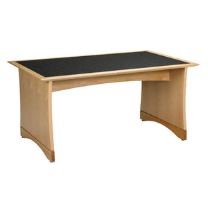 CrossRoads Panel Leg Library Table