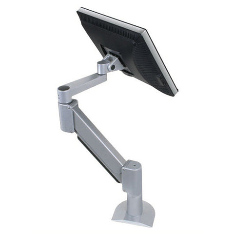 Heavy Duty LCD Arm for Wall, Pole, or Desk Mount - 54 lb. Capacity