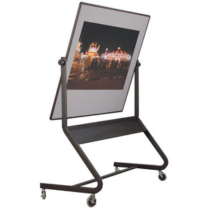Euro Frame Double Sided Mobile Projector Board - 4' x 6'