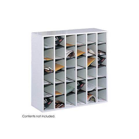 Modular Mail Organizer - 2 Slot Sizes