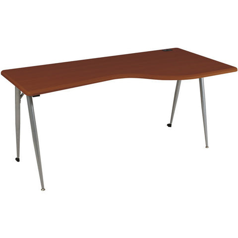 iFlex Large Desk - Right Side - Cherry