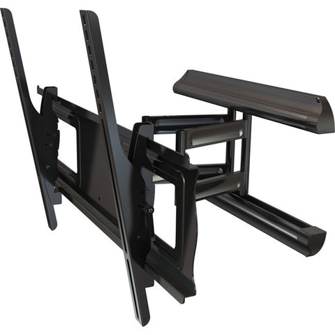 "Articulating mount for 37"" to 63""+ flat panel screens"