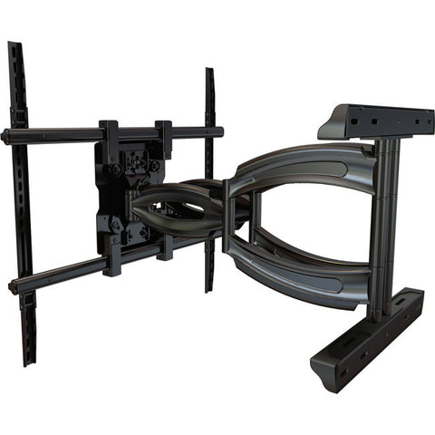 "Articulating mount for 37"" to 65""+ flat panel screens"
