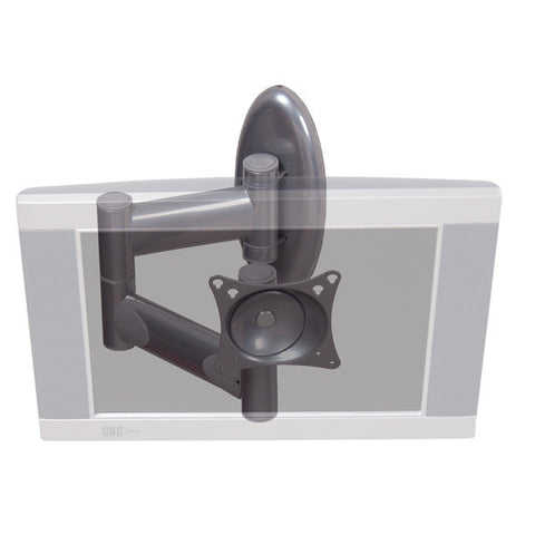 "Elliptical Folding Wall Mount Arm for 17"" to 37"" LCD"