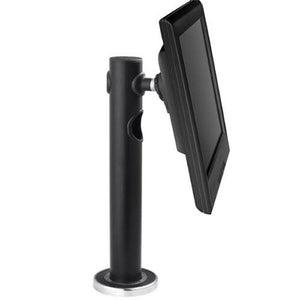 Rotating POS Countertop LCD Mount