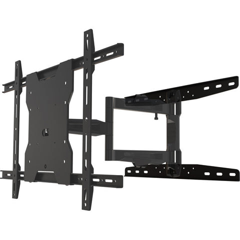 "World's thinnest articulating arm for 13"" to 65"" screens with double stud wall plate for attaching to two studs on 16"" and 20"" centers"