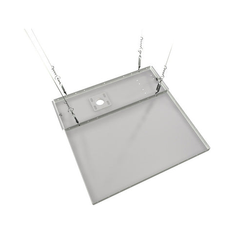 Suspended Ceiling Adapter with side adjustment