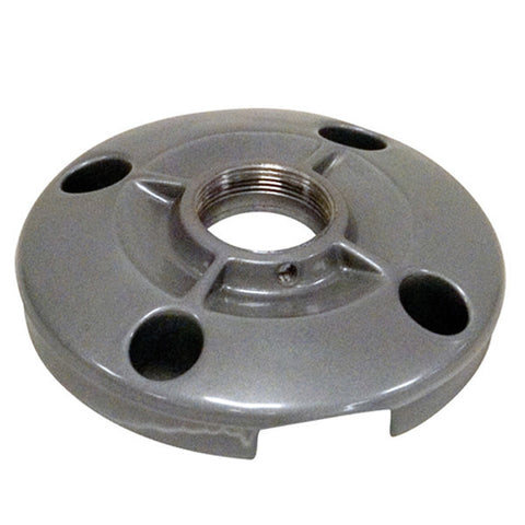 Speed Connect Ceiling Plate - Silver