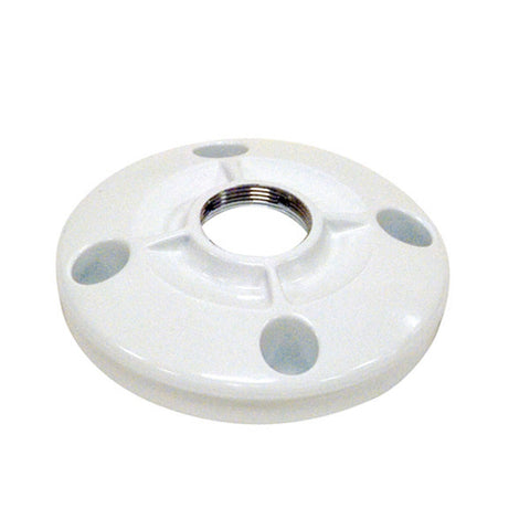 Speed Connect Ceiling Plate - White