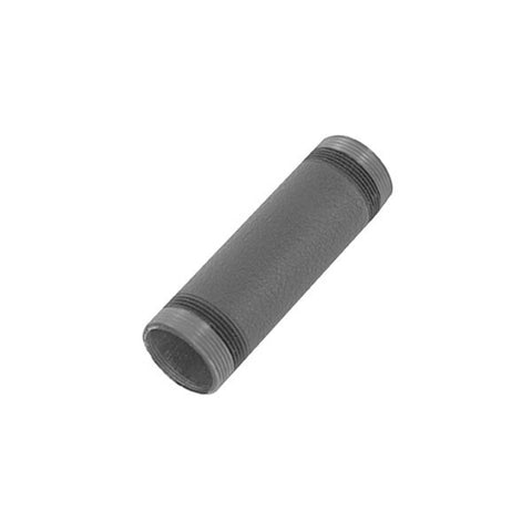 "3"" Fixed Length Extension Column with 1-1/2"" Dia. - Black"