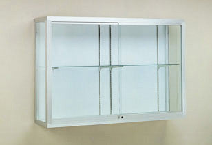 Champion 1200 Series Wall Mountable Shadow Box Display Case
