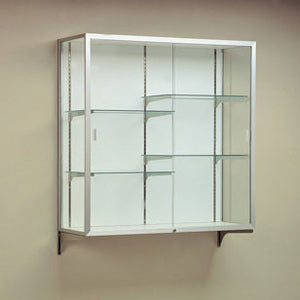 Champion 2040 Series Wall Mountable Shadow Box Display Case