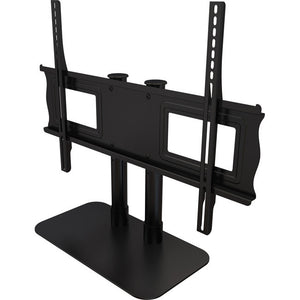 "Single desktop stand for 32"" to 55"" screens"