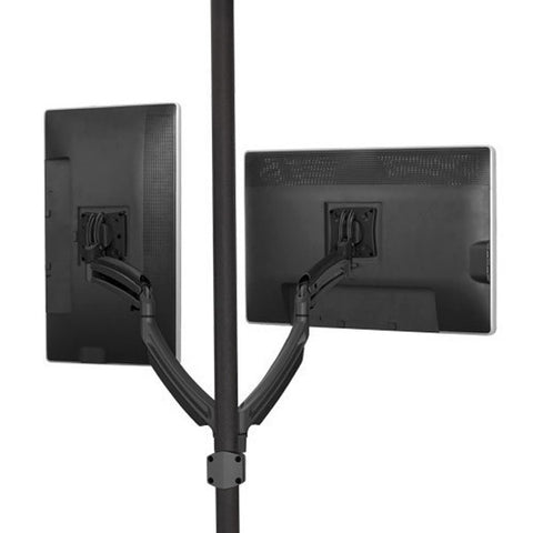Kontour™ K1P Dynamic Pole Mount 2 Monitors