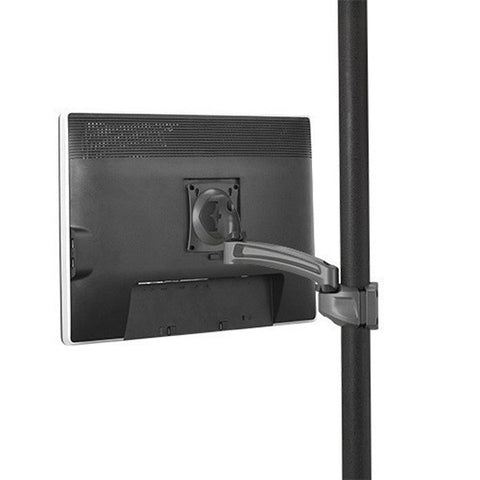 Kontour™ K2P Articulating Pole Mount Single Monitor