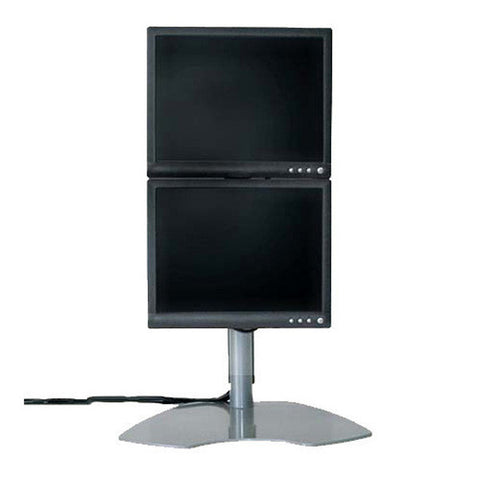 Dual LCD Monitor Stand, Vertical