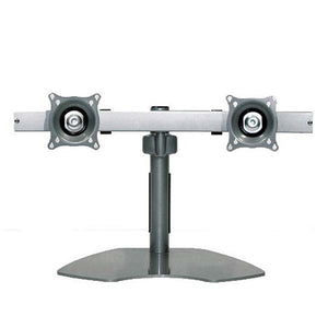 Dual Monitor Desk Stand, Horizontal