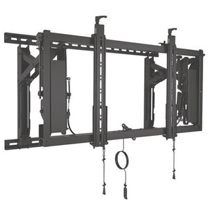 ConnexSys™ Video Wall Landscape Mounting System with Rails