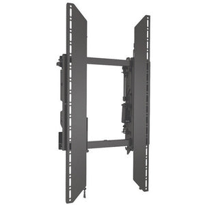 ConnexSys™ Video Wall Portrait Mounting System without Rails