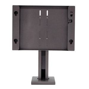 Bolt-Down Table Top TV Swivel Stand - for Mid-Size Displays